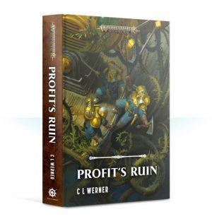 Games Workshop   Age of Sigmar Books Profit's Ruin (hardback) - 60040281263 - 9781789990294
