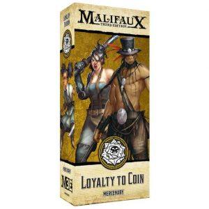 Wyrd Malifaux  Outcasts Loyalty to Coin - WYR23502 - 812152030718