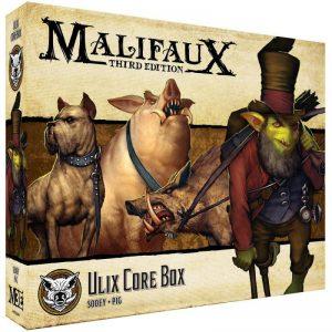 Wyrd Malifaux  Bayou Ulix Core Box - WYR23619 - 812152030947