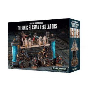 Games Workshop   40k Terrain Thermic Plasma Regulators - 99120199044 - 5011921079780