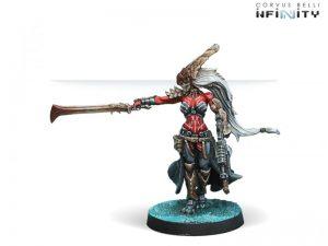 Corvus Belli Infinity  Combined Army Oznat, Morat Hunting Regiment (Vulkan Shotgun) - 280674-0567 - 2806740005675