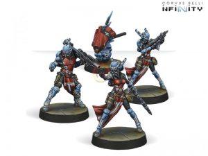 Corvus Belli Infinity  PanOceania Order Sergeants - 280289-0627 - 2802890006272