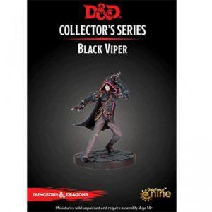 Gale Force Nine Dungeons & Dragons  D&D Miniatures D&D: Black Viper - GFN71072 - 9420020242623
