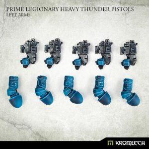 Kromlech   Legionary Conversion Parts Prime Legionaries CCW Arms: Heavy Thunder Pistols [left] (5) - KRCB275 - 5908291070977