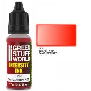 Green Stuff World   Intensity Inks Intensity Ink SANGUINEM RED - 8436574500844ES - 8436574500844