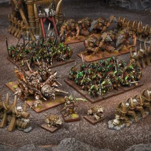 Mantic Kings of War  Goblins Goblin Army - MGKWG108 - 5060469666013