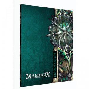 Wyrd Malifaux  The Explorer's Society Explorer's Society Faction Book - WYR23028 - 9781733162791