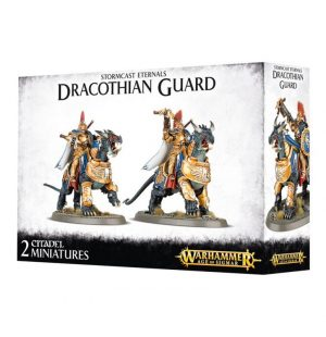 Games Workshop Age of Sigmar  Stormcast Eternals Stormcast Eternals Dracothian Guard - 99120218074 - 5011921166039
