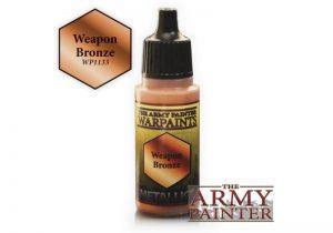 The Army Painter   Warpaint Warpaint - Weapon Bronze - APWP1133 - 5713799113305