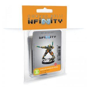 Corvus Belli Infinity  Yu Jing Yu Jing Shaolin Warrior Monk (DA CCW) - 281320-0877 - 2813200008770
