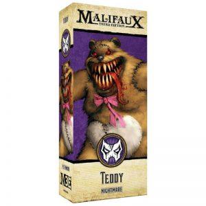 Wyrd Malifaux  Neverborn Teddy - WYR23405 - 812152031265