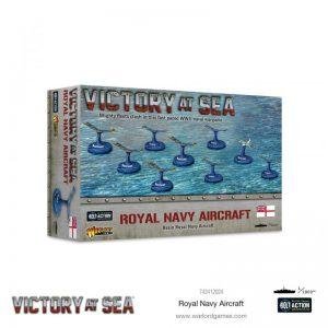 Warlord Games Victory at Sea  Victory at Sea Victory at Sea: Royal Navy Aircraft - 742412024 - 5060572506992