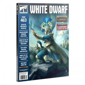Games Workshop   White Dwarf White Dwarf 463 (April 2021) - 60249999605 - 5011921156191