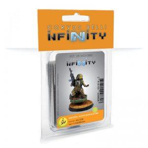Corvus Belli Infinity  Haqqislam Haqqislam Mukthar, Active Response Unit (Hacker) - 281410-0880 - 2814100008808