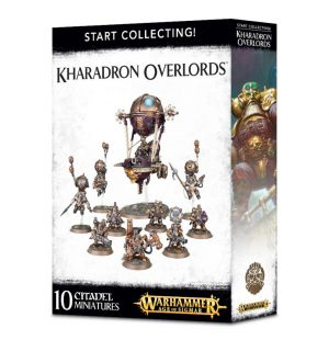 Games Workshop Age of Sigmar  Kharadron Overlords Start Collecting! Kharadron Overlords - 99120205030 - 5011921090020
