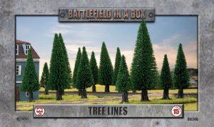 Battlefront   Battlefield in a Box Battlefield in a Box: Tree Lines - BB246 - 9420020251748