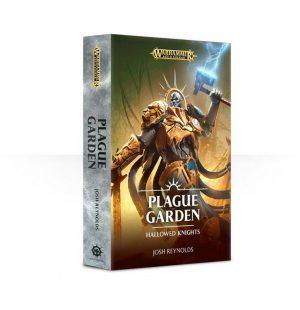 Games Workshop   Age of Sigmar Books Hallowed Knights: Plague Garden (softback) - 60100281193 - 9781784966218