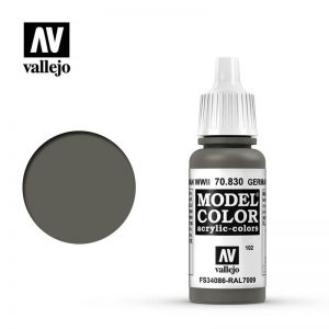Vallejo   Model Colour Model Color: German Fieldgrey WWII - VAL830 - 8429551708302