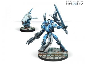 Corvus Belli Infinity  PanOceania Seraph, Military Order Armored Cavalry - 280281-0550 - 2802810005507