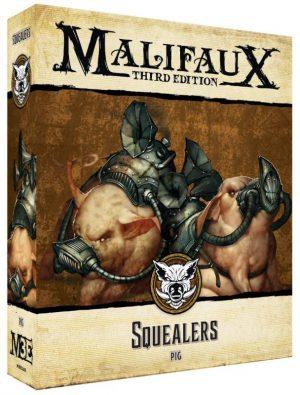 Wyrd Malifaux  Bayou Bayou Squealers - WYR23631 - 812152032675