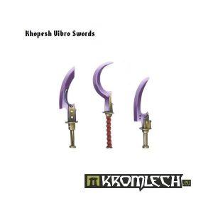 Kromlech   Legionary Conversion Parts Khopesh Vibro Swords (6) - KRCB014 - 5902216110120