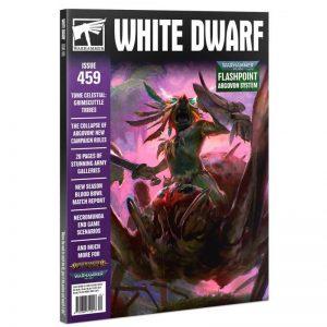 Games Workshop   White Dwarf White Dwarf 459 (December 2020) - 60249999601 - 5011921131921