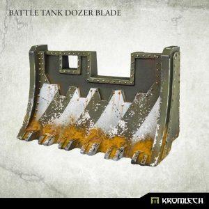 Kromlech   Legionary Conversion Parts Battle Tank Dozer Blade - KRVB104 - 5908291071189