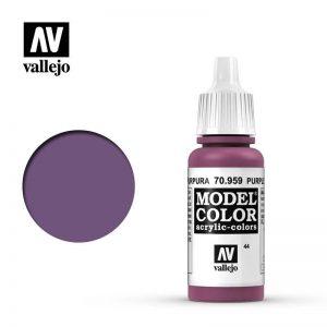 Vallejo   Model Colour Model Color: Purple - VAL959 - 8429551709590