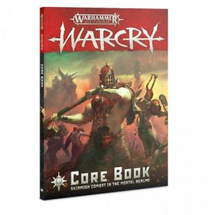 Games Workshop Warcry  Warcry Warcry: Rulebook - 60040299080 - 9781788265973