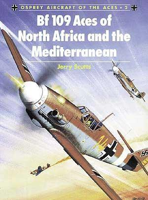 Warlord Games (Direct) Blood Red Skies  Blood Red Skies Bf 109 Aces of North Africa and the Mediterranean - ACE2 -