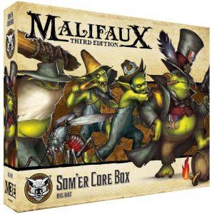 Wyrd Malifaux  Bayou Som'er Core Box - WYR23601 - 812152031043