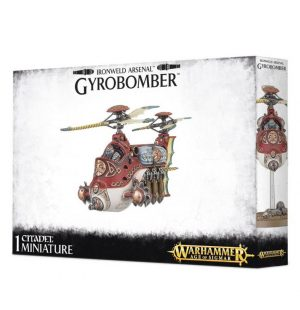 Games Workshop (Direct) Age of Sigmar  Age of Sigmar Direct Orders Ironweld Arsenal Gyrobomber - 99120205024 -