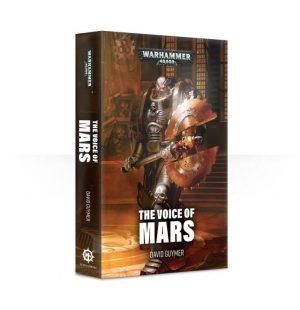 Games Workshop   Warhammer 40000 Books The Voice of Mars (softback) - 60100181629 - 9781784968083