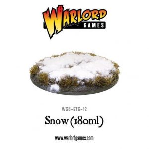 Warlord Games   Snow Snow (180ml) - WGS-STG-12 - 5060393703174
