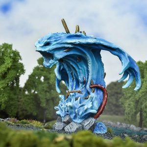 Mantic Kings of War  Forces of Nature Greater Water Elemental - MGKWR404 - 5060469661667