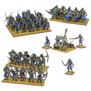 Mantic Kings of War  Empire of Dust Empire of Dust Army - MGKWT101 - 5060469660165