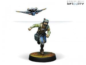 Corvus Belli Infinity  Non-Aligned Armies - NA2 Warcors, War Correspondents - 280718-0495 - 2807180004952