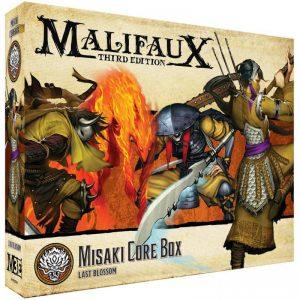 Wyrd Malifaux  Ten Thunders Misaki Core Box - WYR23704 - 812152032699