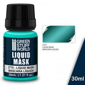 Green Stuff World   Specialist Paints Liquid Mask - 30ml - 8435646501352ES - 8435646501352