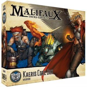 Wyrd Malifaux  Arcanists Kaeris Core Box - WYR23315 - 812152030800
