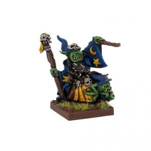 Mantic Kings of War  Goblins Goblin Wiz - MGKWG203 - 5060469666143