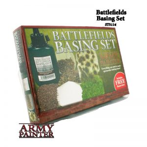 The Army Painter   Basing Kits Battlefields Basing Set (large box) - APST5114 - 2551141111110