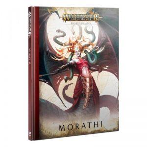 Games Workshop Age of Sigmar  Broken Realms Broken Realms: Morathi - 60040299089 - 9781839060953