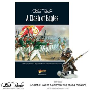 Warlord Games Black Powder  Rules & Supplements A Clash of Eagles (Napoleonic Supplement) - 301010002 - 9781911281344