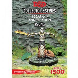 Gale Force Nine Dungeons & Dragons  D&D Miniatures D&D: Ras Nsi - GFN71059 - 9420020229167