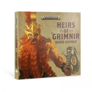 Games Workshop   Audiobooks Heirs of Grimnir (Audiobook) - 60680281020 - 9781789993172