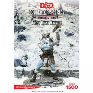 Gale Force Nine Dungeons & Dragons  D&D Miniatures D&D: Frost Giant Ravager - GFN71058 - 9420020237339