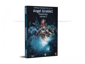 Corvus Belli Infinity  Painting Guides Painting Miniatures From A to Z - Angel Giraldez Masterclass Volume 2 - AZ0002 - 9788461747153