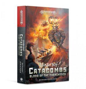 Games Workshop (Direct) Warcry  Age of Sigmar Books Warcry: Blood Of The Everchosen (Hardback) - 60040281269 - 9781789991635