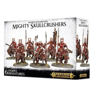 Games Workshop (Direct) Age of Sigmar  Age of Sigmar Direct Orders Khorne Mighty Skullcrushers - 99120201043 - 5011921064052